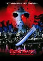 Friday the 13th Part VIII: Jason Takes Manhattan movie poster (1989) picture MOV_5b812c6d