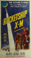 Rocketship X-M movie poster (1950) picture MOV_5b84c586