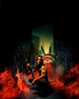 Escape From New York movie poster (1981) picture MOV_5b85a8f2