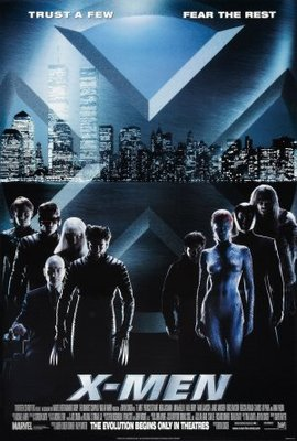 Men movie posters (2000) → X-Men movie poster (2000) Poster #MOV