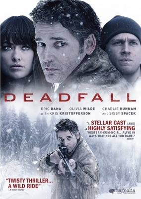 Deadfall movie poster (2012) poster MOV_5b876953