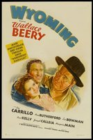 Wyoming movie poster (1940) picture MOV_5b8c6617