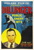Dillinger: Public Enemy No. 1 movie poster (1934) picture MOV_5b8deab3