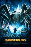 Spiders 3D movie poster (2011) picture MOV_5b8e17d8