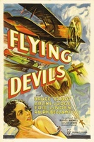 Flying Devils movie poster (1933) picture MOV_5b951293