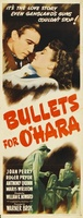 Bullets for O'Hara movie poster (1941) picture MOV_f1f8e025