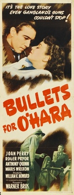 Bullets for O'Hara movie poster (1941) poster MOV_5b9747a0
