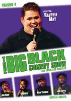 Big Black Comedy Show movie poster (2004) picture MOV_5b9dcf42