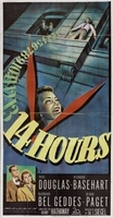 Fourteen Hours movie poster (1951) picture MOV_5ba4a196