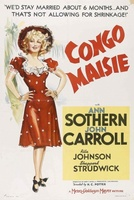 Congo Maisie movie poster (1940) picture MOV_5ba9bf07