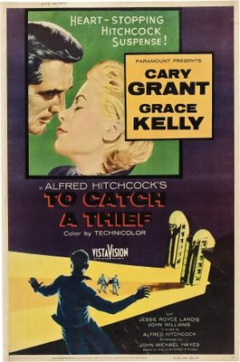 To Catch a Thief movie poster (1955) poster MOV_5baae0f1