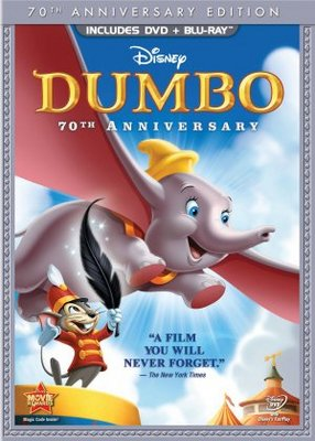 Dumbo movie poster (1941) poster MOV_5bab2152