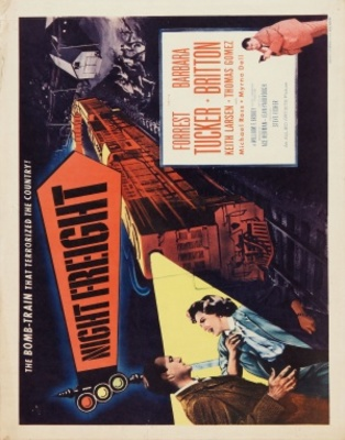 Night Freight movie poster (1955) poster MOV_5bae7599