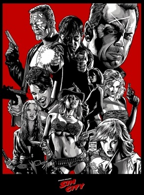 Sin City movie poster (2005) poster MOV_5baefd90