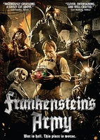 Frankenstein's Army movie poster (2013) picture MOV_5bb83e8d