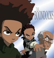 The Boondocks movie poster (2005) picture MOV_5bbde3fd