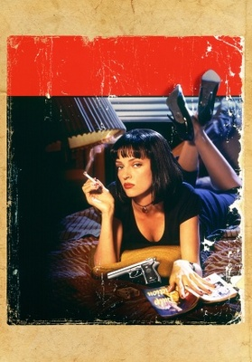 Pulp Fiction movie poster (1994) poster MOV_5bc72a95