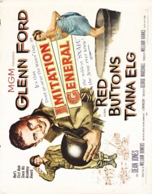 Imitation General movie poster (1958) poster MOV_5bcc561c
