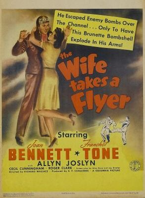 The Wife Takes a Flyer movie poster (1942) poster MOV_5bd67bfb
