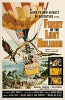 Flight of the Lost Balloon movie poster (1961) picture MOV_5be14519
