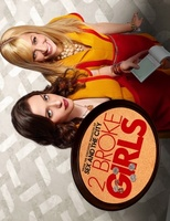 2 Broke Girls movie poster (2011) picture MOV_5be5881b