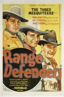 Range Defenders movie poster (1937) picture MOV_5be785c0