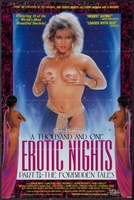 A Thousand and One Erotic Nights Part II: The Forbidden Tales movie poster (1988) picture MOV_5beabc9f