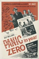 Panic in Year Zero! movie poster (1962) picture MOV_5beae19c