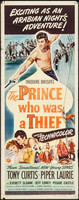 The Prince Who Was a Thief movie poster (1951) picture MOV_5beos1wb