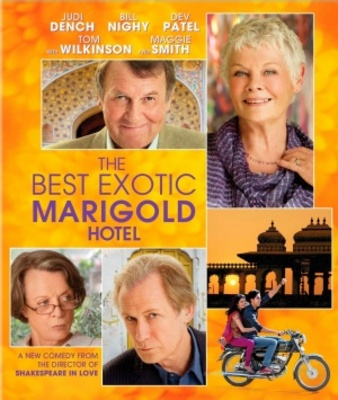 The Best Exotic Marigold Hotel movie poster (2011) poster MOV_5bf39567