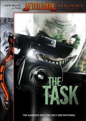 The Task movie poster (2010) poster MOV_5bf4bb24