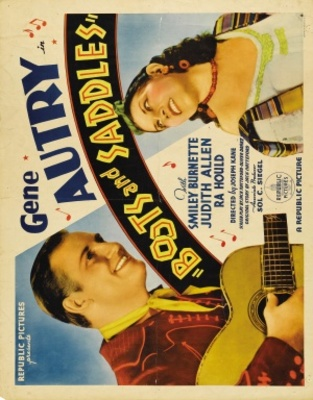 Boots and Saddles movie poster (1937) poster MOV_5bf79fa1