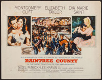 Raintree County movie poster (1957) picture MOV_fd666ae0