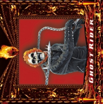 Ghost Rider movie poster (2007) poster MOV_5c00cd1c