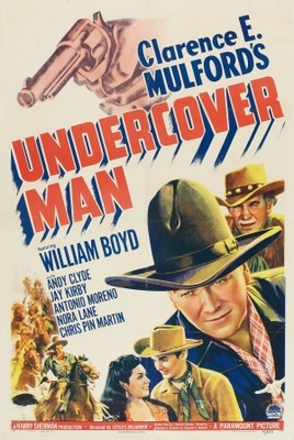 Undercover Man movie poster (1942) poster MOV_5c078422