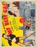 My Best Gal movie poster (1944) picture MOV_5c09aaf3