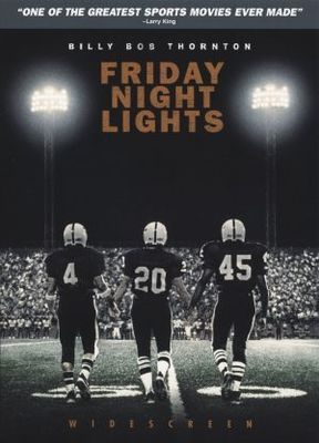 Friday Night Lights movie poster (2004) poster MOV_5c0bc824