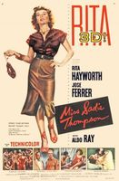 Miss Sadie Thompson movie poster (1953) picture MOV_5c0cc01a