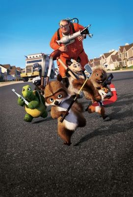 Over The Hedge movie poster (2006) poster MOV_5c0fab25