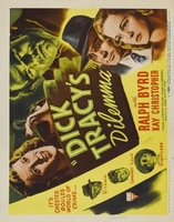 Dick Tracy's Dilemma movie poster (1947) picture MOV_5c1a6eab