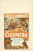 Cleopatra movie poster (1934) picture MOV_9311ce45