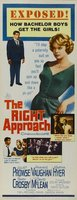 The Right Approach movie poster (1961) picture MOV_5c1f977e