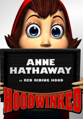 Hoodwinked! movie poster (2005) poster MOV_5c2354fb
