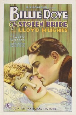 The Stolen Bride movie poster (1927) poster MOV_5c2ae0f8