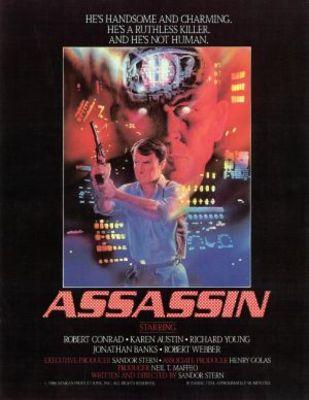 Assassin movie poster (1986) poster MOV_5c40fff5