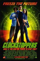 Clockstoppers movie poster (2002) picture MOV_5c4bab6d