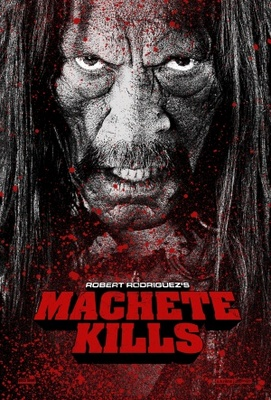 Machete Kills movie poster (2013) poster MOV_5c4eb897