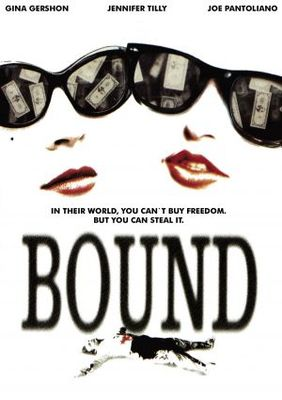 Bound movie poster (1996) poster MOV_5c52e6d8