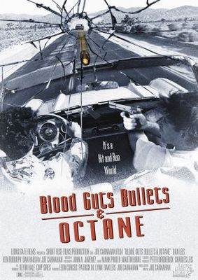 Blood, Guts, Bullets and Octane movie poster (1998) poster MOV_5c534c18