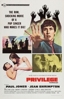 Privilege movie poster (1967) picture MOV_5c58150c